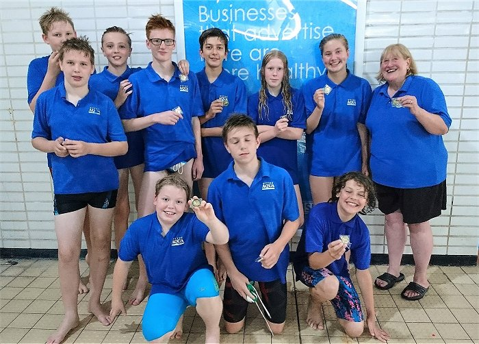 Hythe Aqua SC – Water Polo Success 2017 Water Polo Festival
