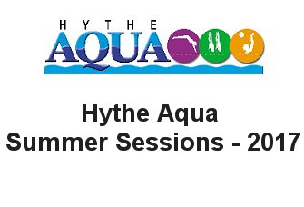 Hythe Aqua Summer Sessions