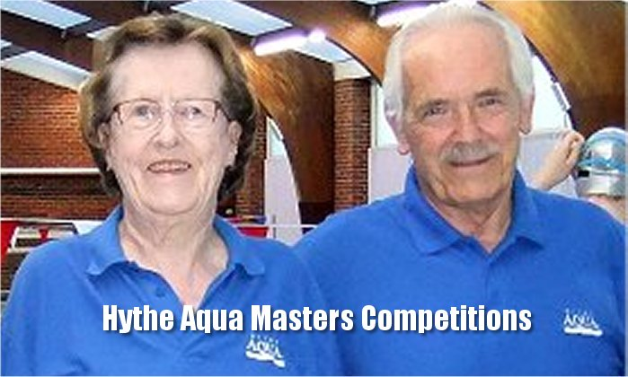 Hythe Aqua Masters Competitions