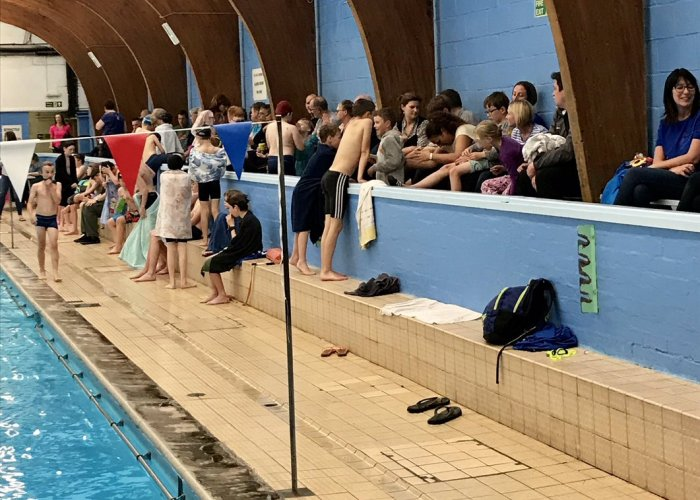 Kent county amateur swimming association consider, that
