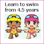 Learn To Swim 4 - 5 Years