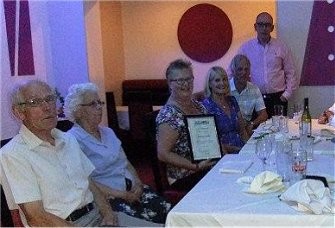 Hythe Aqua Swimming Club Achieves Quality Award