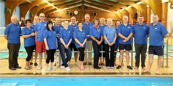 Hythe Aqua Swimming Club Continues to be a Quality Club after Award of Swim21 Status